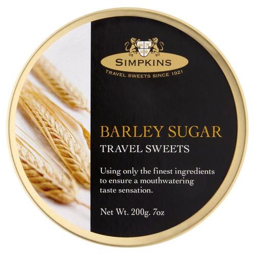 Simpkins Barley Sugar Travel Sweets 200g