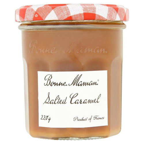 Bonne Maman Salted Caramel 220g