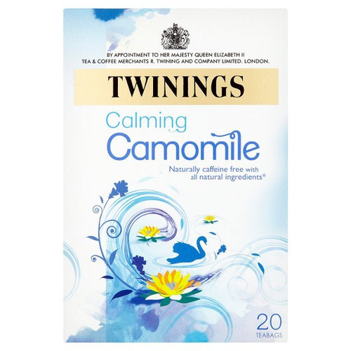 Twinings Pure Camomille 20 Per Pack