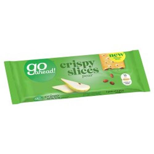 Go Ahead! Crispy Pear Slices 218g