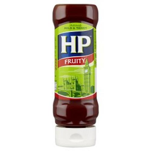 HP Fruity Brown Sauce 470g