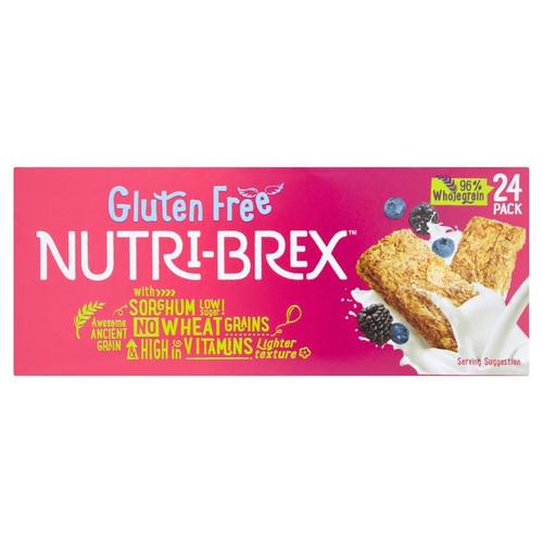 Nutribrex Gluten Free Wholegrain Sorghum Cereal 375g