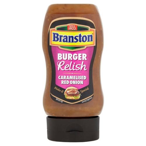 Branston Caramelised Red Onion Relish 335g