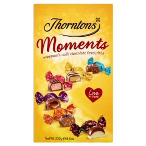 Thorntons Moments 250g