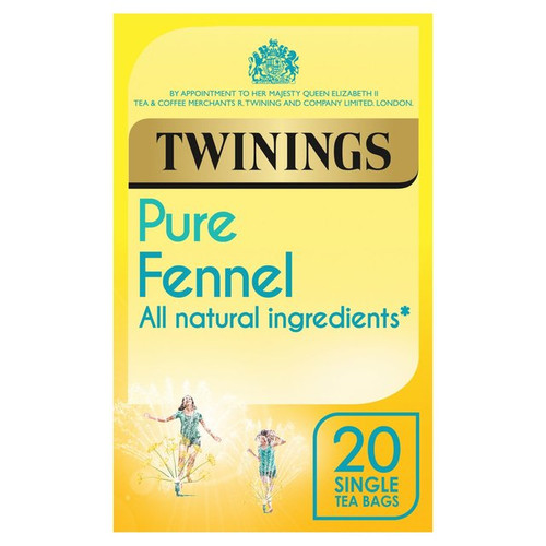Twinings  Pure Fennel Tea 20 per pack