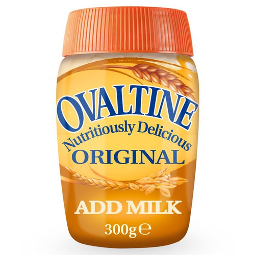 Ovaltine Original Add Milk Jar 300g