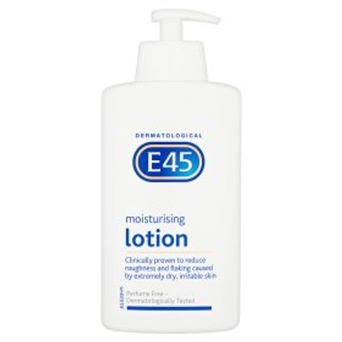 E45 Dermatological Moisturising Lotion 500ml