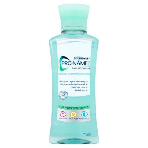 Sensodyne Pronamel Daily Enamel Care Mouthwash 250ml