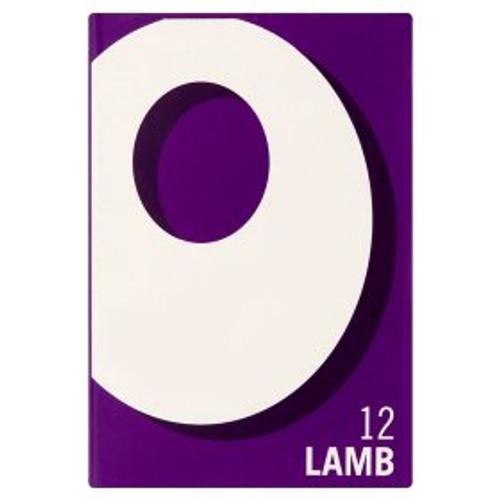 Oxo Lamb Stock Cubes