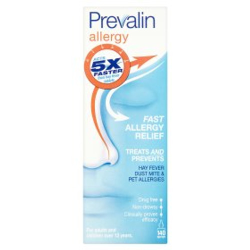 Prevalin Allergy Nasal Spray