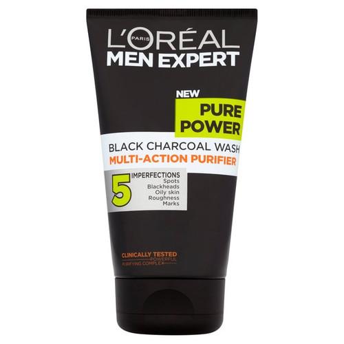 L'Oreal Men Expert Pure Power Charcoal Wash 150ml
