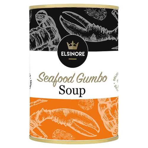 Elsinore / Spinnaker Seafood Gumbo 400g