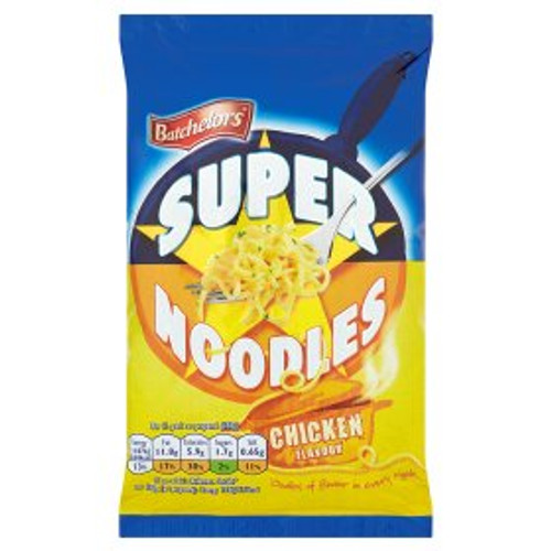 Batchelors Super Noodles Chicken 100g