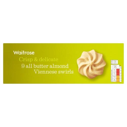 Waitrose 10 Vanilla Viennese Fingers Caletoni