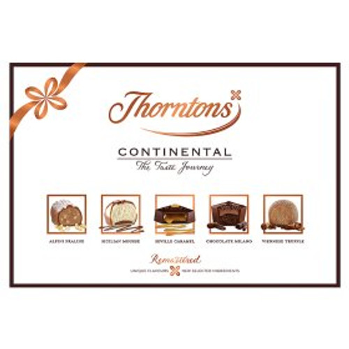 Thorntons Continental Box 142G
