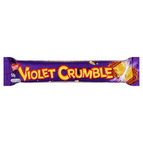 Nestle Violet Crumble 50g