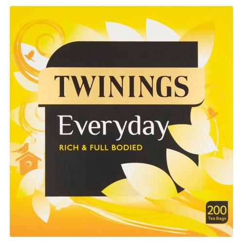 Twinings Everyday Tea 200 Bags