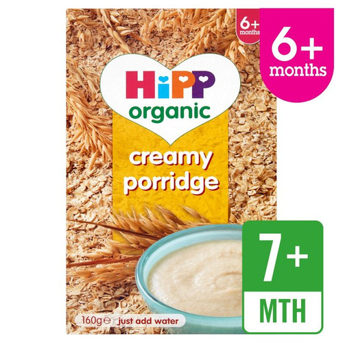 Hipp Organic Creamy Porridge 160g