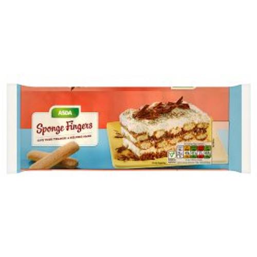 ASDA Sponge Fingers 200g
