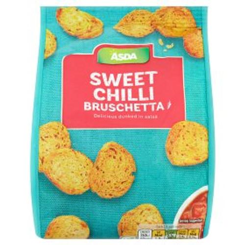 ASDA Sweet Chilli Brushetta 90g