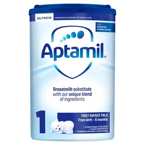 Aptamil 1 First Milk Baby Formula 800g