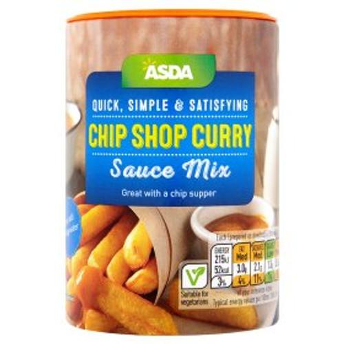 Asda Chip Shop Curry Sauce Mix 160g