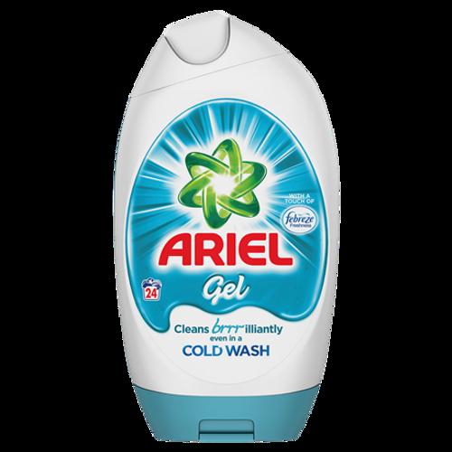 Ariel Washing Gel Febreze 24 Washes 888ml