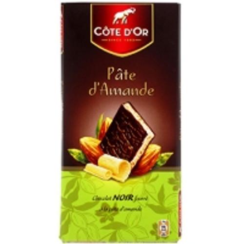 Côte d'Or Noir Pâte d'Amandes 150g