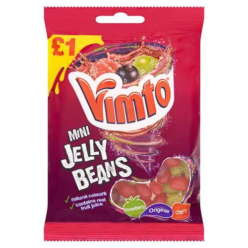 Vimto Mini Jelly Beans 160g