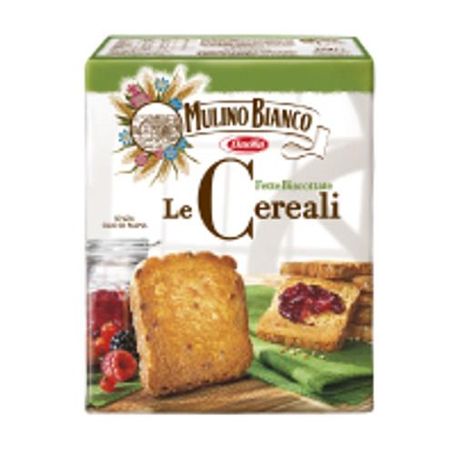 Mulino Bianco Armonie Fette Biscottate Cereals Rusks 315g
