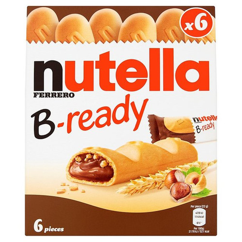 Ferrero Nutella b-ready 132g