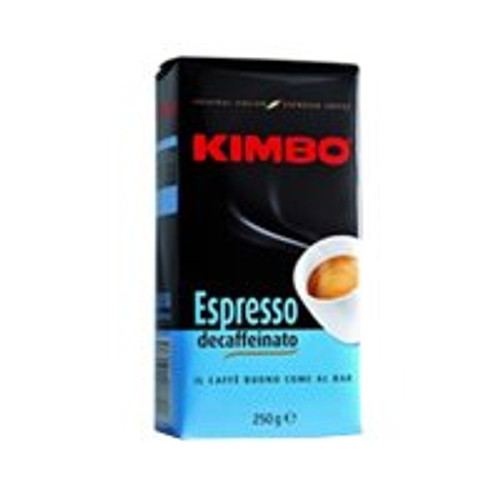Kimbo Coffee Dek Decaffeinated 250g