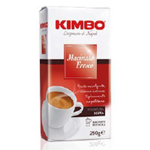 Kimbo Coffee - Macinato Fresco 250g