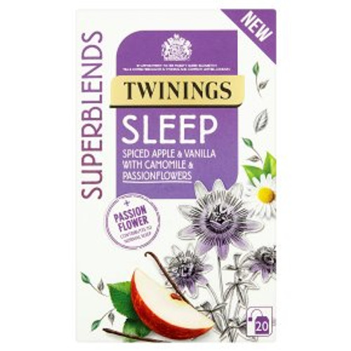 Twinings Superblends Sleep 20 Tea Bags