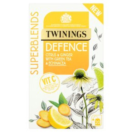 Twinings Superblends Defence 20 Tea Bags