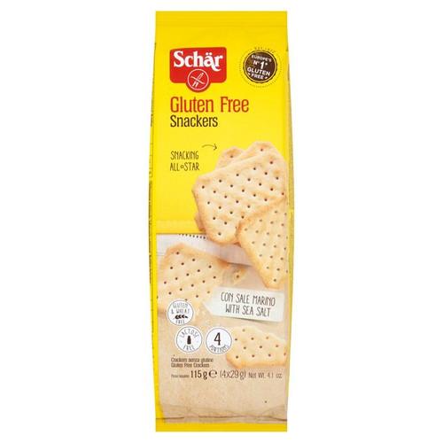 Schar Gluten Free Snackers 150g