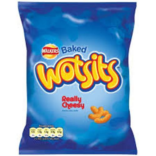 Walkers Wotsits 22.5g Bag