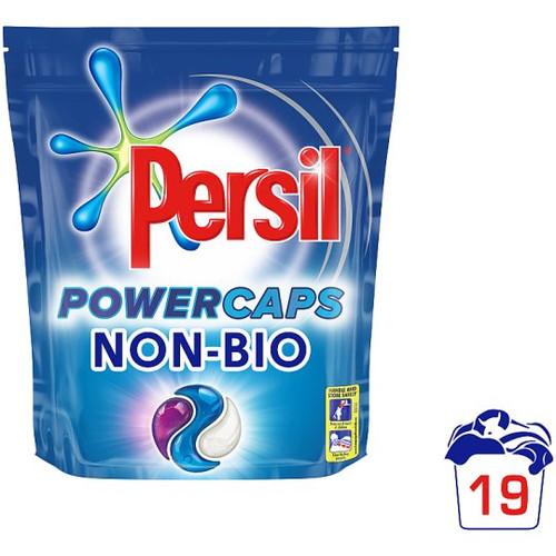 Persil Powercaps Nonbio Washing Capsules 19 Wash 513G