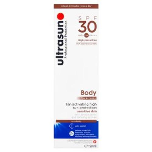 Ultrasun SPF 30 Body Tan Activator 150ml