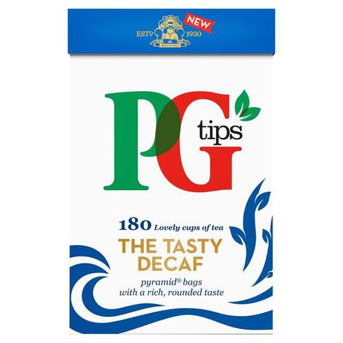 PG Tips Decaf 180 Tea Bags 522g