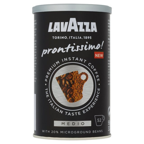 Lavazza Prontissimo Medio Tin -95g