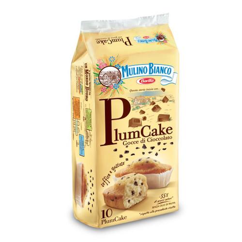 Mulino Bianco Plumcake with Chocolate 350g