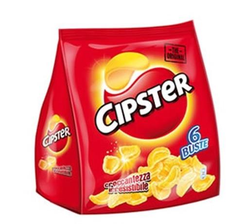 Saiwa Cipster Crisps Multi-Pack 6 x 22g