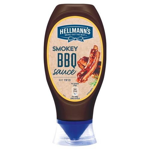 Hellmann's Smokey BBQ Sauce 430ml