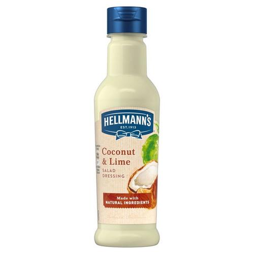 Hellmann's Coconut & Lime Dressing 210ml