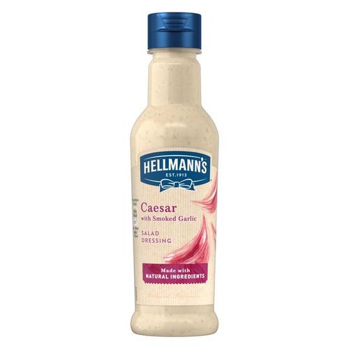 Hellmann's Smoky Caesar Dressing 210ml