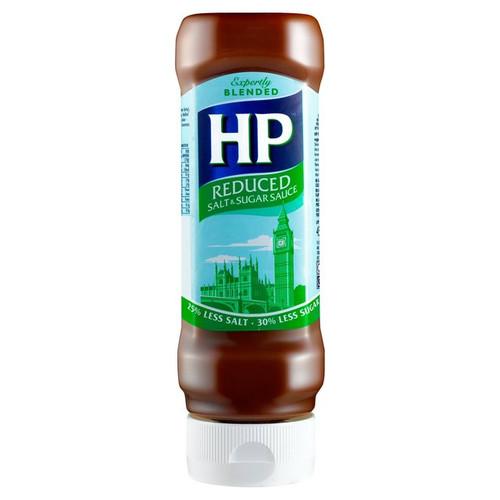 HP Reduced Salt & Sugar Sauce 450g