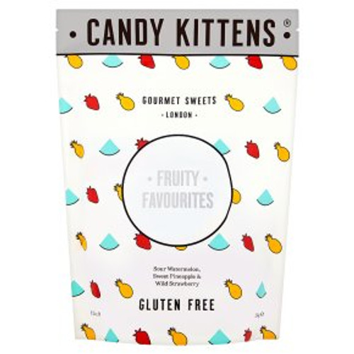 Candy Kittens Fruity Favourites 234g