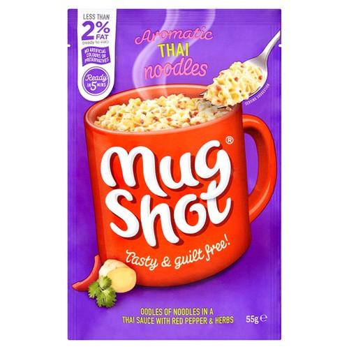 Mugshot Authentic Thai Noodles 55G