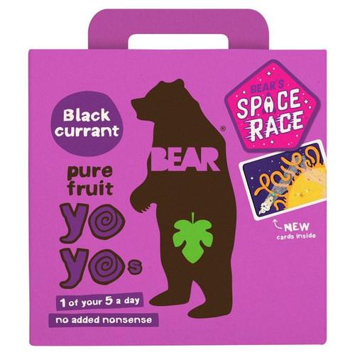 Bear Blackcurrant Yoyo 5 x 20g